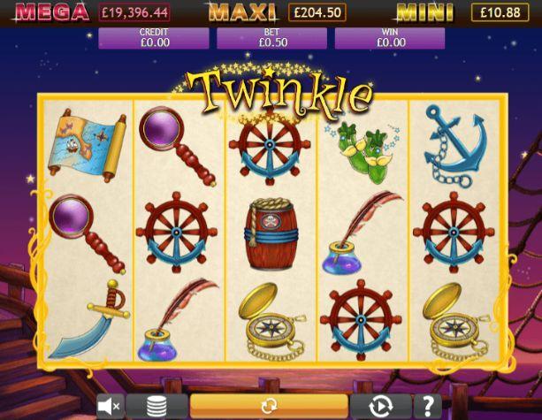 Twinkle Jackpot UK slot game