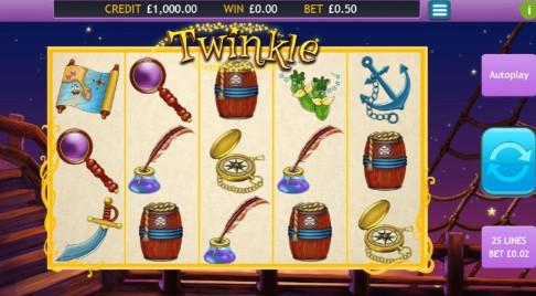 Twinkle UK slot game