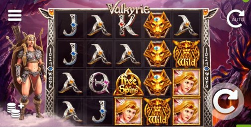 Valkyrie UK Slot