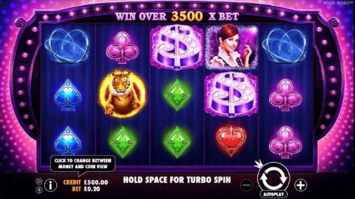 Vegas Magic UK Slots