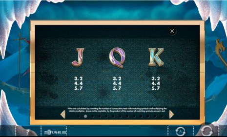 Viking Wilds UK slot game