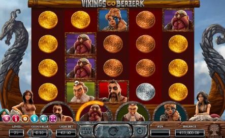 Vikings Go Berzerk UK slot game