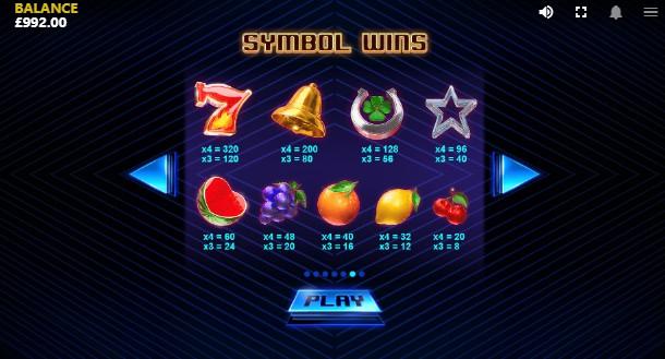 Win Escalator UK slot game