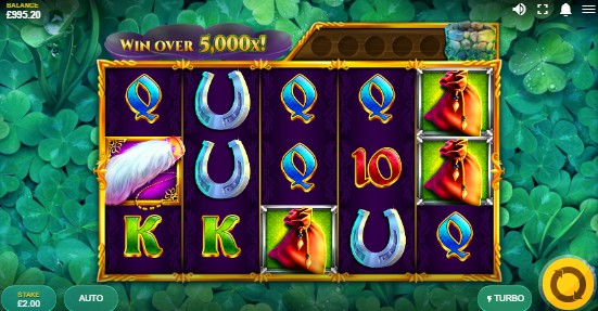 Well of Wishes UK slot game