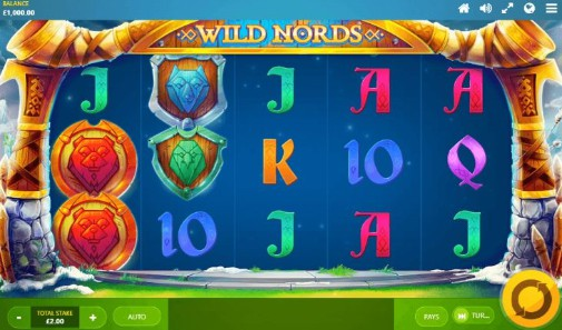 Wild Nords UK Slot