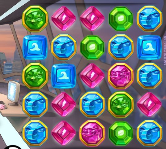 Wild Worlds UK slot game
