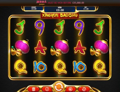 Xingyun BaoZhu Jackpot UK slot game