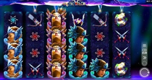 Arctic Valor UK slot game