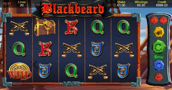Spiele Blackbeard - Video Slots Online