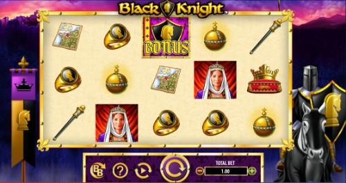 Black Knight UK slot game