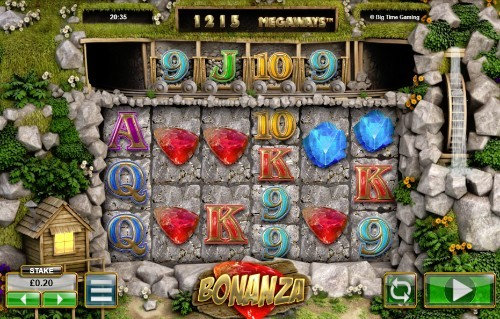 Bonanza UK slot game