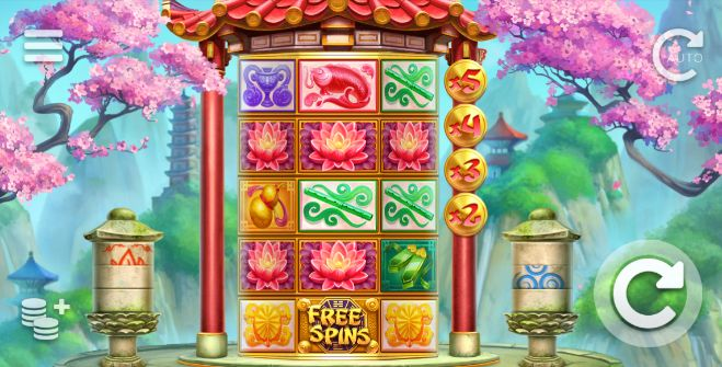 Chi UK slot game