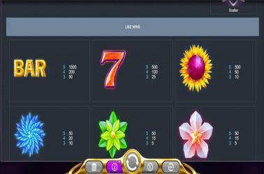 Crystal Lotus UK slot game