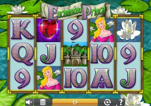 Enchanted Prince UK slot game