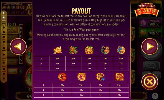 Jin Ji Bao XI UK slot game