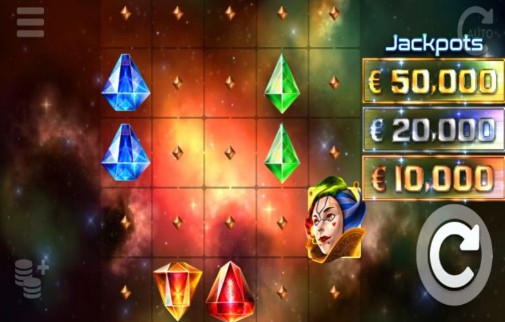 Joker Gems UK slot game