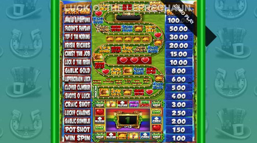 Luck O the Leprechaun UK slot game