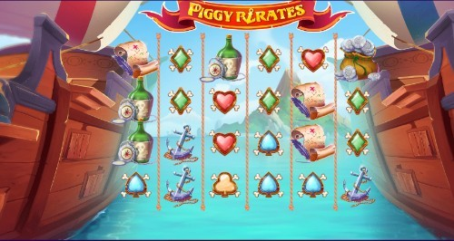Piggy Pirates UK slot game
