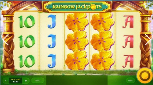 Rainbow Jackpots UK Slot