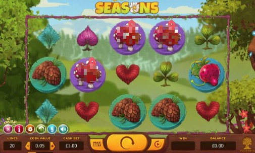 Seasons UK Slots