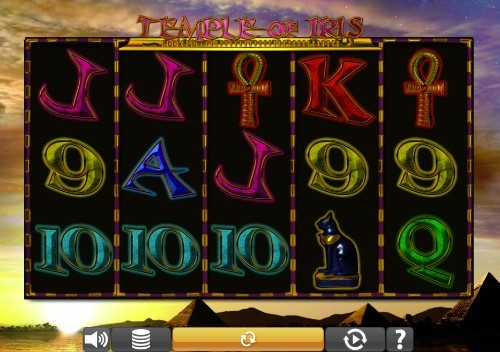 Temple Of Iris UK slot game