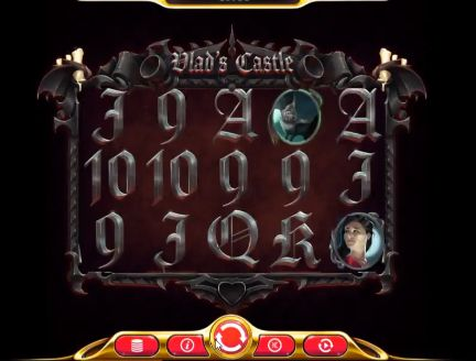 Vlad's castle UK slot game