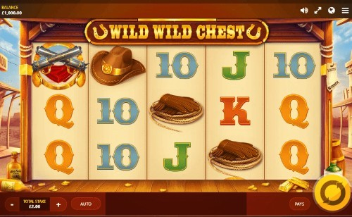 Wild Wild Chest UK slot game