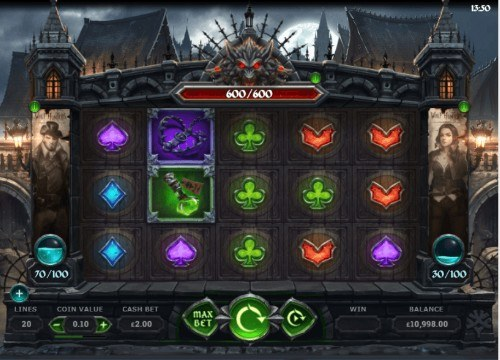 Wolf Hunters UK slot game