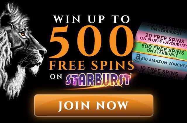 Uk Slots 500 Free Spins New
